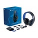 PS4 Official Sony PlayStation Gold Wireless Stereo Headset Black - Image 5