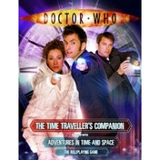 Doctor Who Time Traveller's Companion