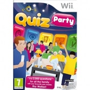 Quiz Party Game Wii