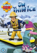 Fireman Sam: On Thin Ice DVD