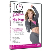 10 Minute Solution Hip Hop Dance Mix DVD