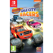 Blaze and the Monster Machines Nintendo Switch Game