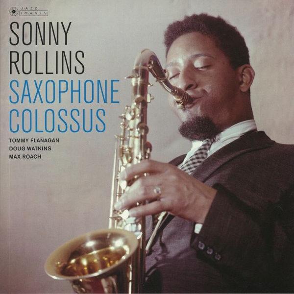 Sonny Rollins - Saxophone Colossus Deluxe edition Vinyl
