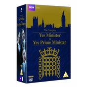 Yes Minister & Yes Prime Minister Complete Box Set DVD