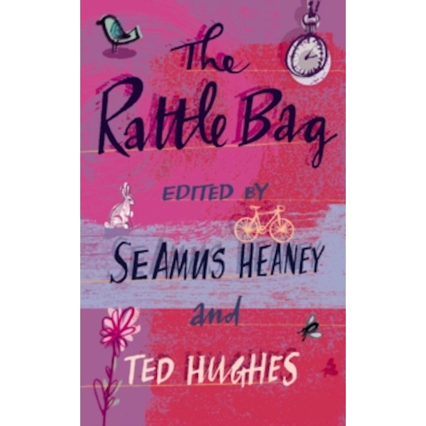 The Rattle Bag: An Anthology of Poetry by Faber & Faber (Paperback, 2005)