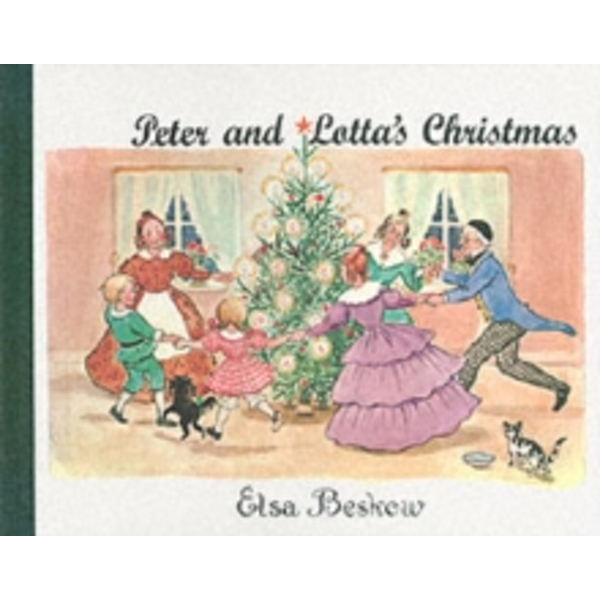 Peter and Lotta's Christmas by Elsa Beskow (Hardback, 2002)