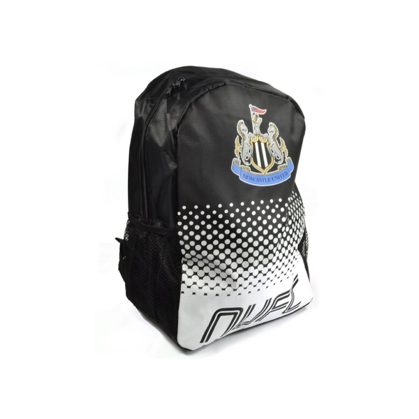 Newcastle United Backpack Fade Design