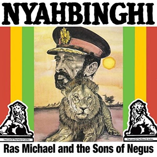 Ras Michael And Sons Of Negus - Nyahbinghi Vinyl