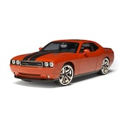 2008 Dodge Challenger / Ribbon 5 1:24 Diecast Model