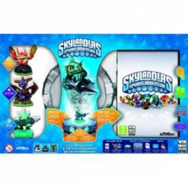 Skylanders Spyros Adventure Starter Pack Game PC