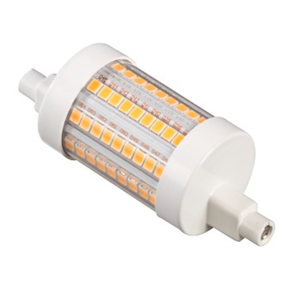 Xavax - LED Bulb, R7s, 1055 lm replaces 75W, Tube, warm white, dimmable (1 ACCESSORES)