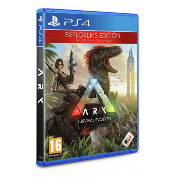 Ark Survival Evolved Explorers Edition PS4 Game