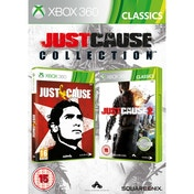 Just Cause 1 & 2 Collection (Classics) Game Xbox 360