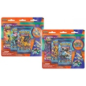 Pokemon TCG Mega Venusaur & Mega Blastoise Collectors Pin 3-pack