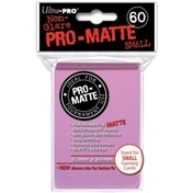 Ultra Pro Matte Small Pink DPD 10 Packs Of 60