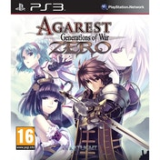 Agarest Generations Of War Zero Game PS3