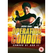 Operation Condor - Armour Of God II DVD