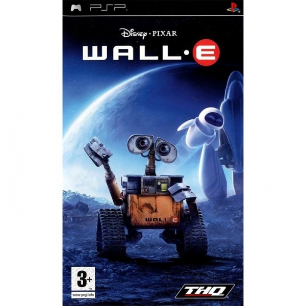 Wall.E The Video Game PSP