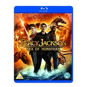 Percy Jackson Sea of Monsters Blu-ray