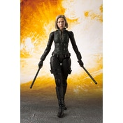 Black Widow (Avengers Infinity War) Bandai Tamashi Nations SH Figuarts Action Figure