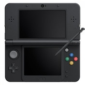 New Nintendo 3DS Handheld Console Black