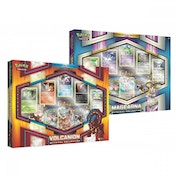 Ex-Display Pokemon TCG Volcanion/Magearna Mythical Collection Used - Like New