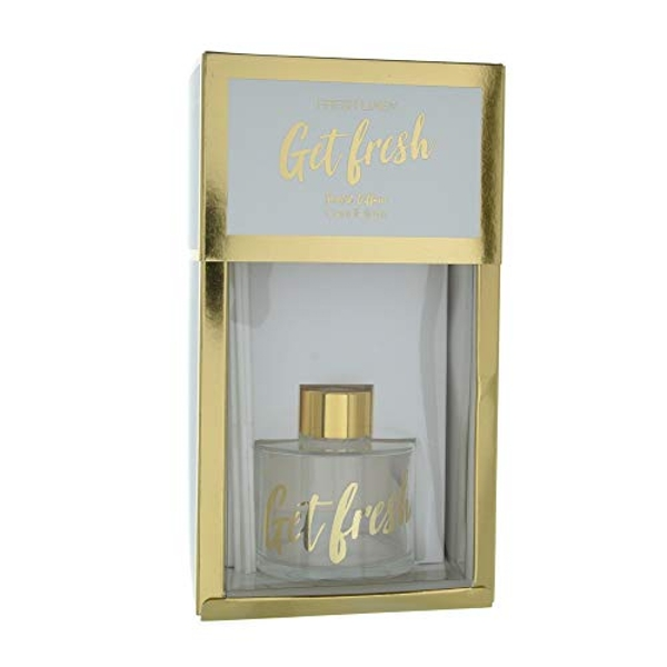Get Fresh Reed Diffuser In Gift Box - Fresh Linen Scent