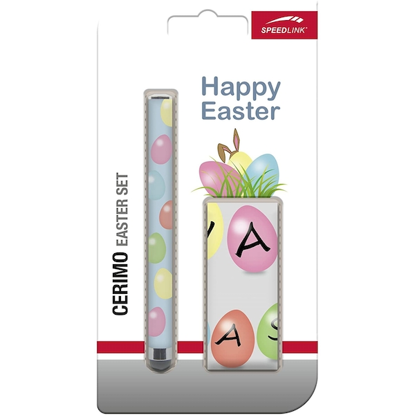 Speedlink Cerimo Easter (Stylus and Cloth) Set - Image 1