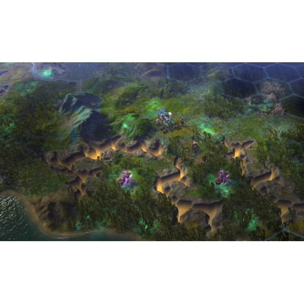 Sid Meier's Civilization Beyond Earth (with Exoplanets Map Pack DLC) PC CD Key Download for Steam - Image 7