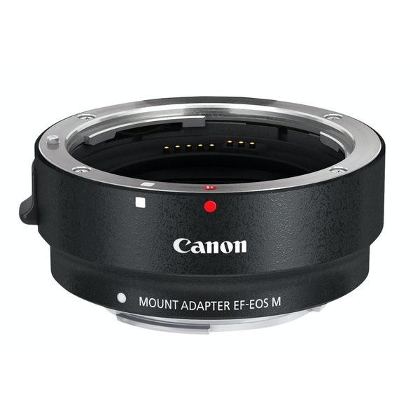 Image of Canon Mount Adapter for EF-EOS M without Tripod