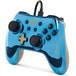 Chrome Blue Zelda PowerA Wired Controller for Nintendo Switch [Damaged Packaging] - Image 2