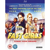 Fast Girls Blu-ray