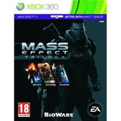 Mass Effect Trilogy Compilation Game Xbox 360