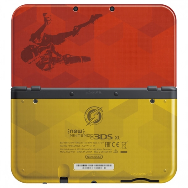 New 3DS XL Metroid Samus Edition Console - Image 3