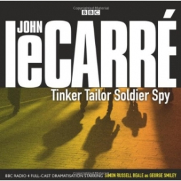 Tinker Tailor Soldier Spy Audio Book CD
