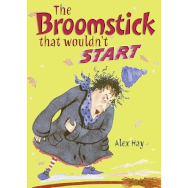 POCKET TALES YEAR 3 THE BROOMSTICK THAT WOULDN'T START by Kate Simpson, Alex Hay (Paperback, 2005)