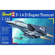 F-14D Super Tomcat 1:144 Revell Model Kit
