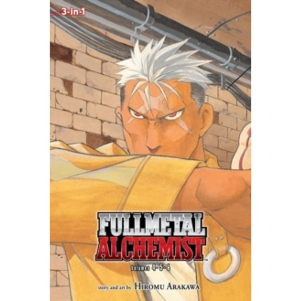Fullmetal Alchemist (3-in-1 Edition), Vol. 2 : Includes vols. 4, 5 & 6 : 2