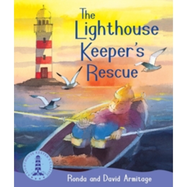 The Lighthouse Keeper's Rescue by Ronda Armitage (Paperback, 2015)