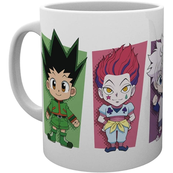 Hunter X Hunter Chibi Ceramic Mug
