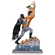 Batman vs The Joker Laff-Co Battle (DC Comics) Statue