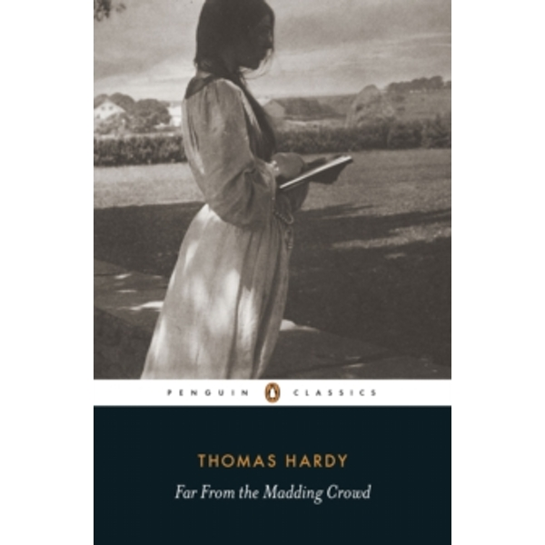 Far from the Madding Crowd by Thomas Hardy (Paperback, 2003)