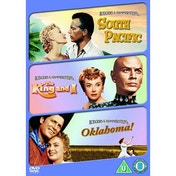 South Pacific & The King And I & Oklahoma DVD