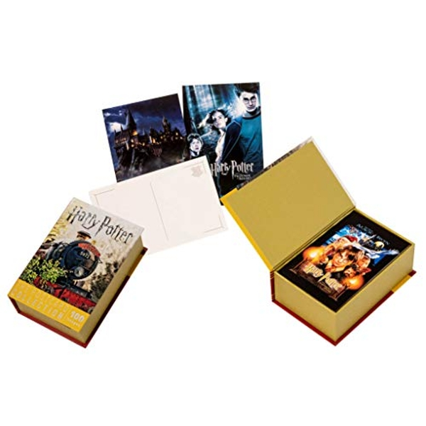Harry Potter: The Postcard Collection  Postcard book or pack 2018