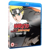 Naruto Shippuden The Movie 2 Bonds Blu-ray