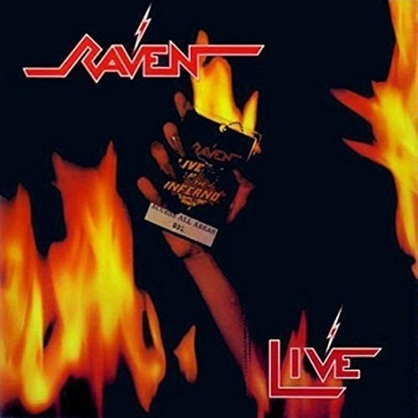 Raven - Live At The Inferno Vinyl