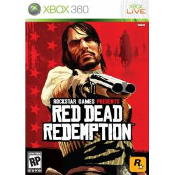 Red Dead Redemption Game Includes Bonus Content Xbox 360