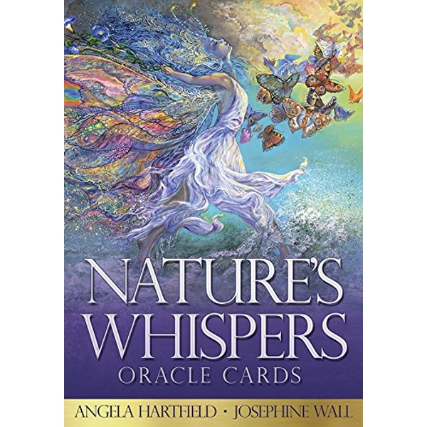 Nature'S Whispers Oracle Cards  Mixed media product 2015