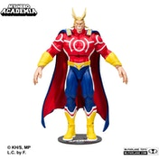 All Might Red Version My Hero Academia McFarlane 7-inch Action Figure