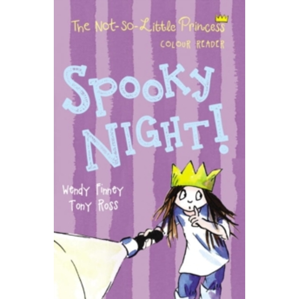 Spooky Night! (The Not so Little Princess) by Wendy Finney (Paperback, 2017)
